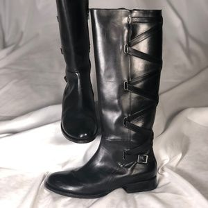 Frye Boot Women's size 11 Black Leather